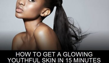 how to get a clear glowing skin at home