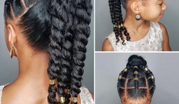 African American Little Girl Hairstyles