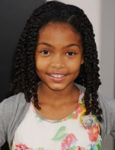 Classic and Simple Twist- African American Little Girl Hairstyles